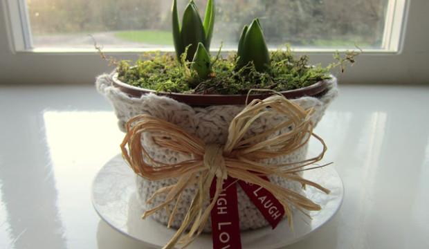 Hyacinth Cuff