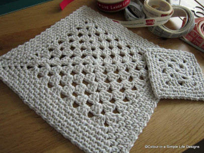 Simple Place Mat