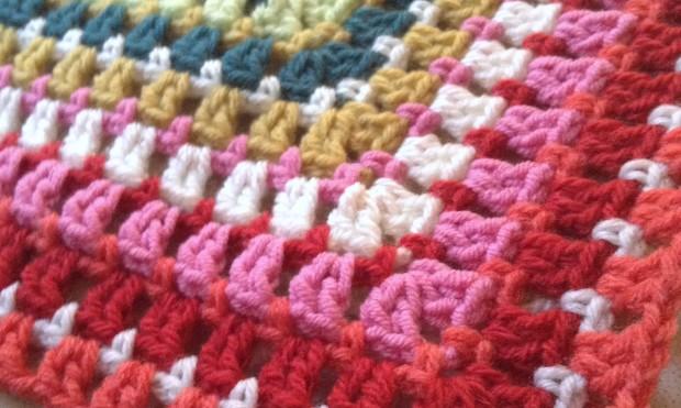 Crocheting something new… again…