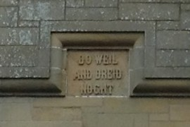Hidden Treasures, Wise words and Magical Views