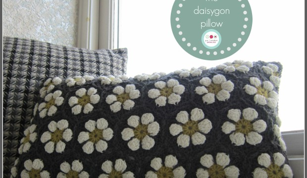 The Daisygon Pillow