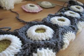 Puffed Porthole Pattern