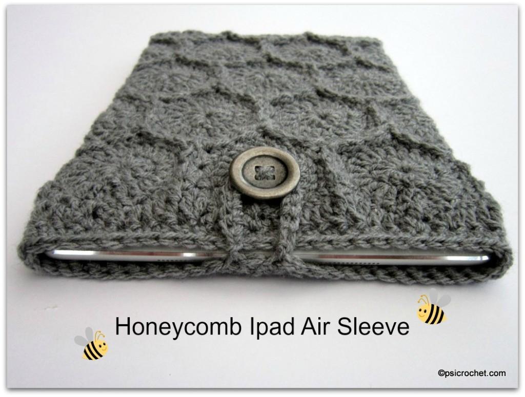 Honeycomb Ipad Air Sleeve