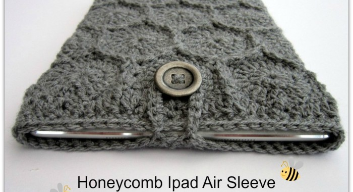 Honeycomb Ipad Air Sleeve