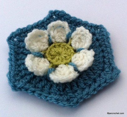 Anemone Hexagon